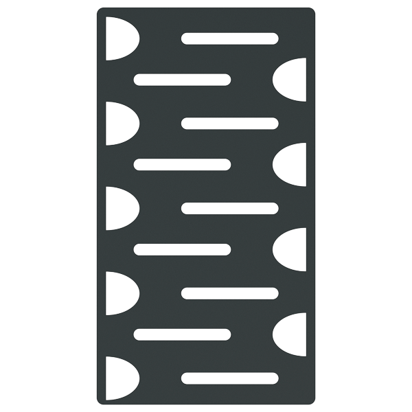 Heat plate for Buleryan Type 01